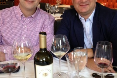 Patrick d'Aulan and Mattieu Grassin