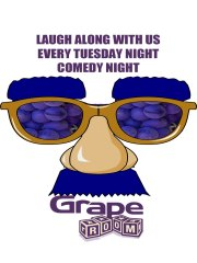 """Joke Gym"" Open Comedy Hosted By:Jess Carpenter & Sylis P *Sign Up 7:30 *No Cover *21+to enter"