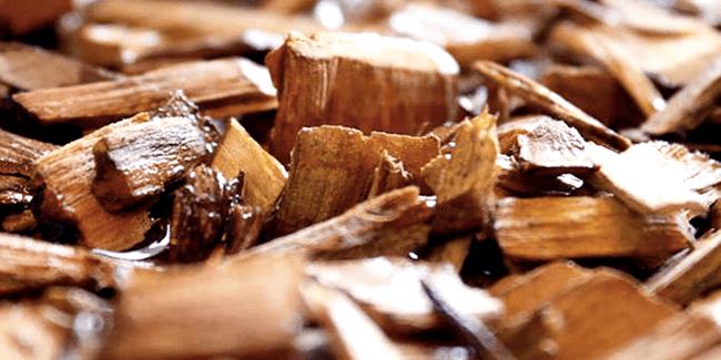 Chips legno
