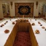 lilian carter wang zhong winery dining room xinjiang china