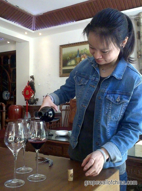 ningxia winery tour may 2018 pushang 1