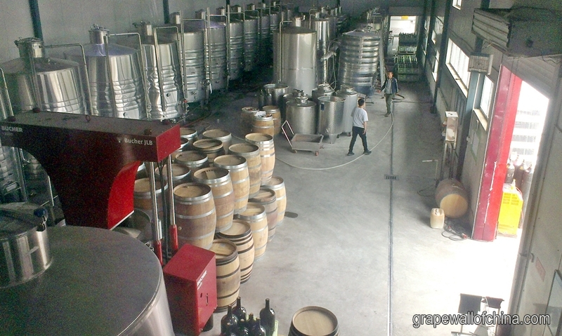 ningxia winery tour may 2018 silver heights