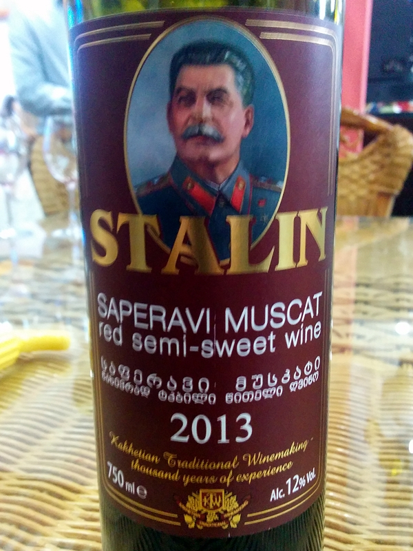 stalin wine in ningxia