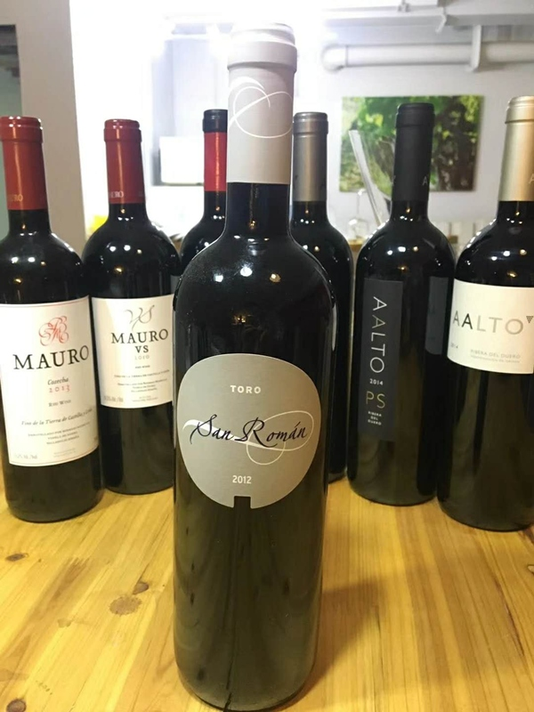 alberto pascual pasion spanish wines china san roman 2