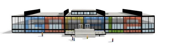 Logo Mies Van Der Rohe Google