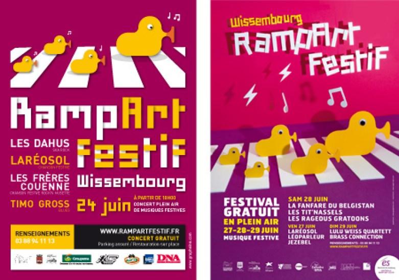 Rampart festif