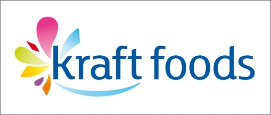 Le nouveau logo Kraft Foods
