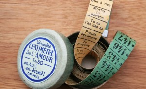 Centimètre de l'amour 1900