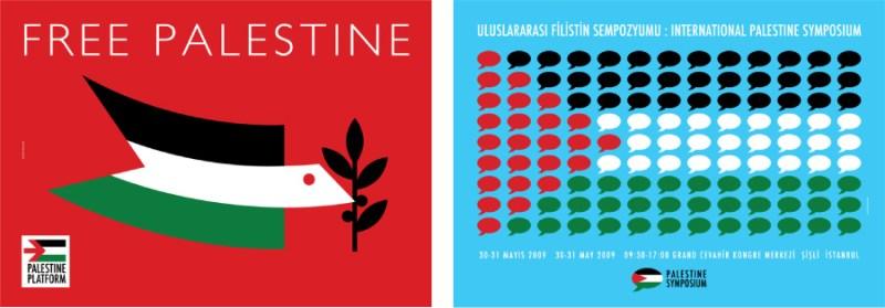 Affiche paix palestine