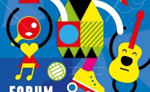 Affiche du forums des associations organisé par la ville de Noisy-le-grand