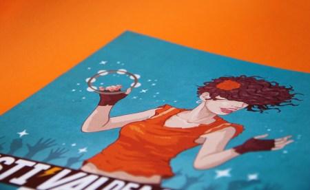 Plaquette 36 pages du festival de marne Chanson et rock dans le val de marne
