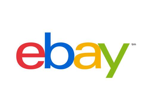 Le nouveau logo d'eBay