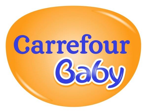 Le nouveau logo de Carrefour Baby