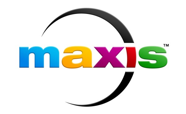 Le nouveau logo de Maxis