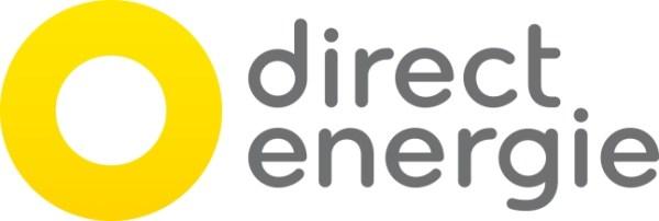 Le nouveau logo de Direct Energie