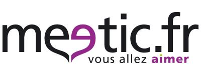 L'ancien logo de Meetic