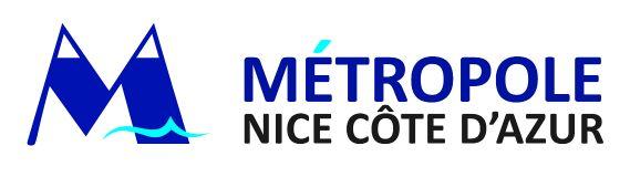 Le nouveau logo de Métropole Nice Côte d'Azur