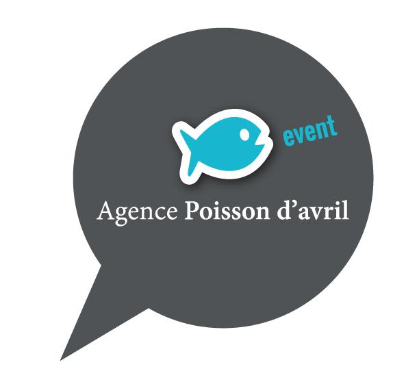 Le nouveau logo de l'agence Poisson d'Avril