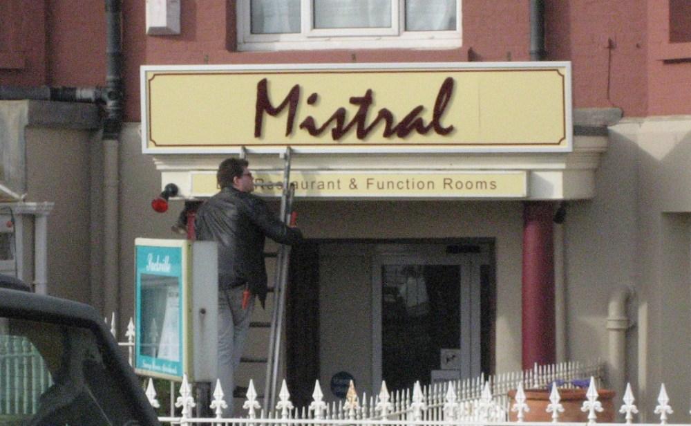 Mistralrestaurant