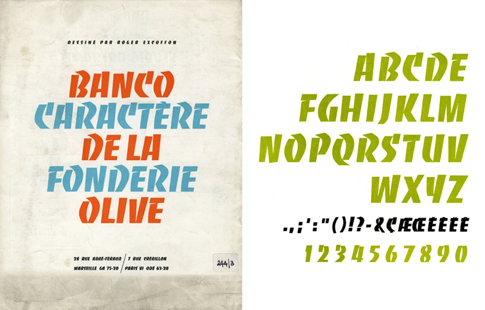banco-typographie-excoffon