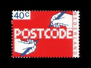 gert-dumbar-dutch-stamp