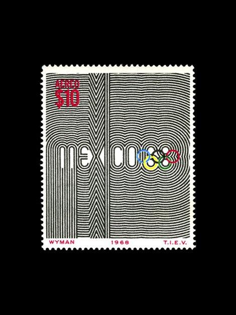 mexico-68-olympics-stamp