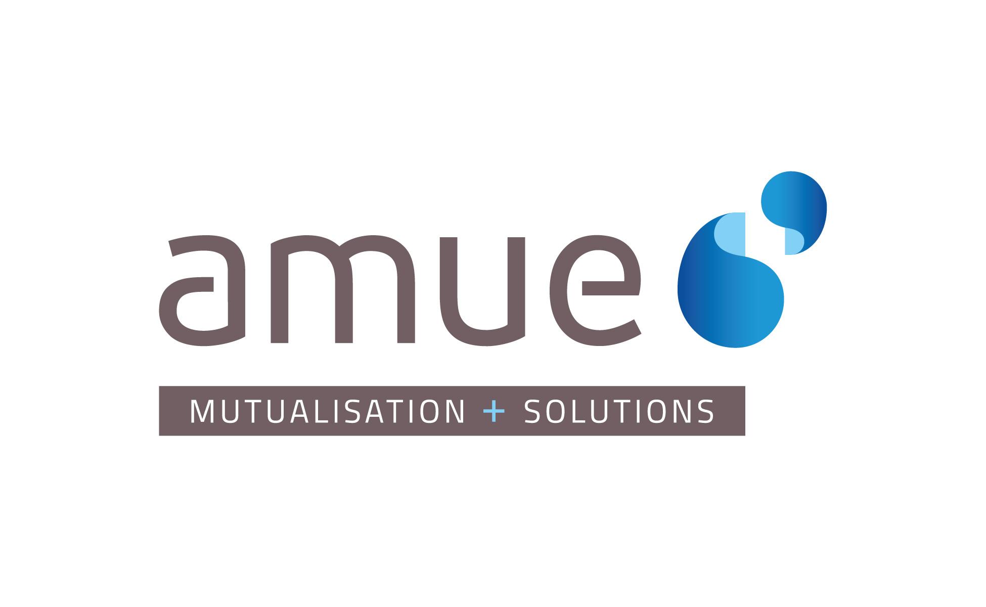Design du nouveau logo Amue