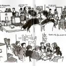 Museomix au musée dauphinois en dessin et bande dessiné