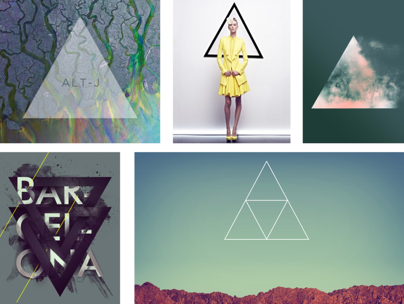 hipster-triangle