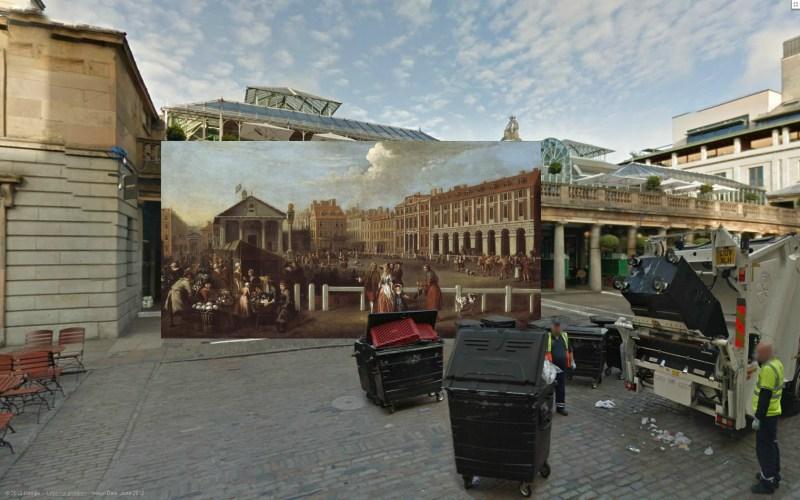 Covent Garden Market (1737) Balthazar Nebot - Imgur