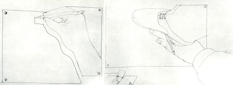illustration-bonhome-qui-se-dessine-le-pieds-hans_hillmann-9