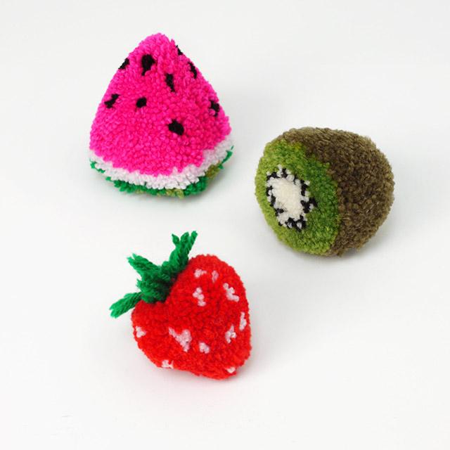 pompon-fruit-melon-fraise-kiwi