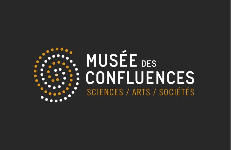 Visual identity for the Confluences Musuem