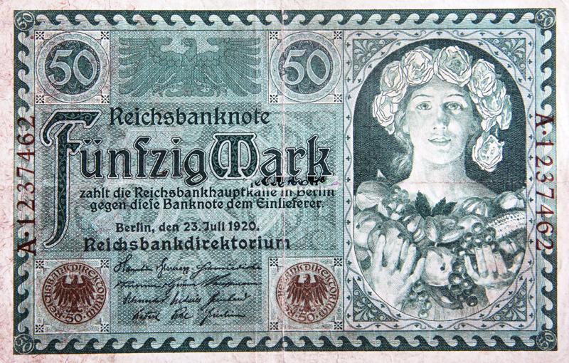 Allemagne-50-Mark