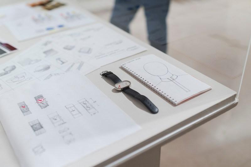 Vignelli_watch_design_sketch_boards