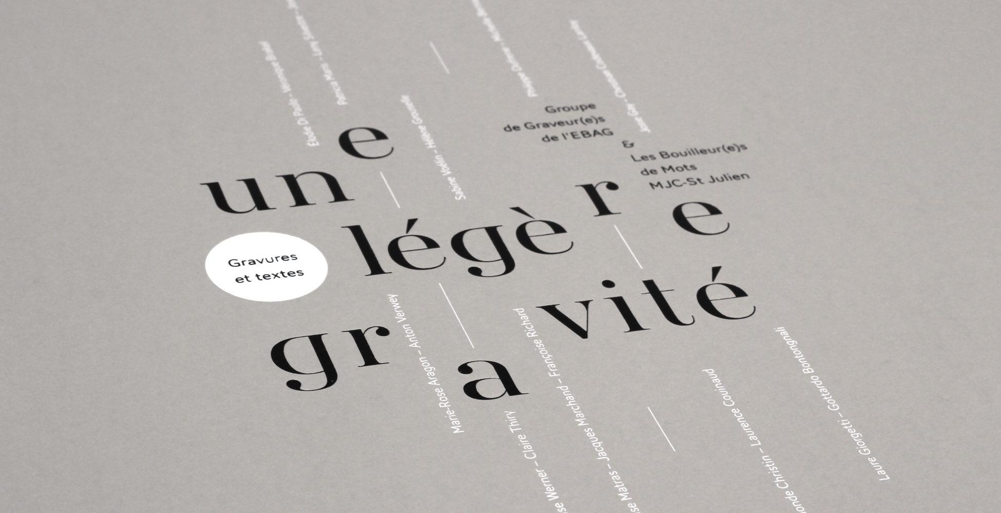 graphisme catalogue