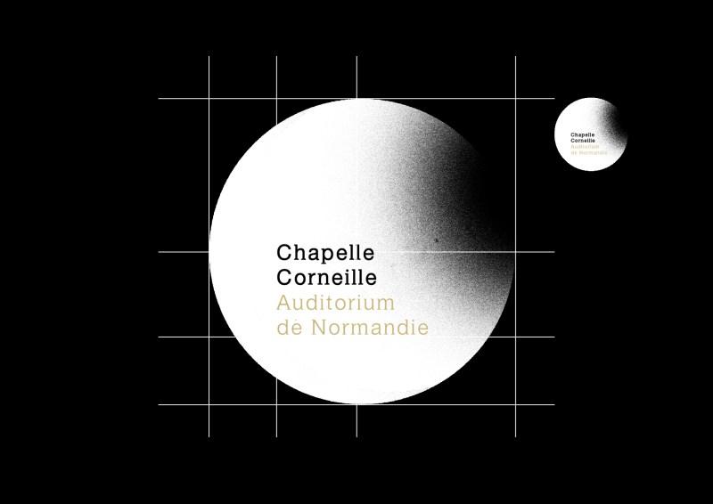 auditorium de normandie logo