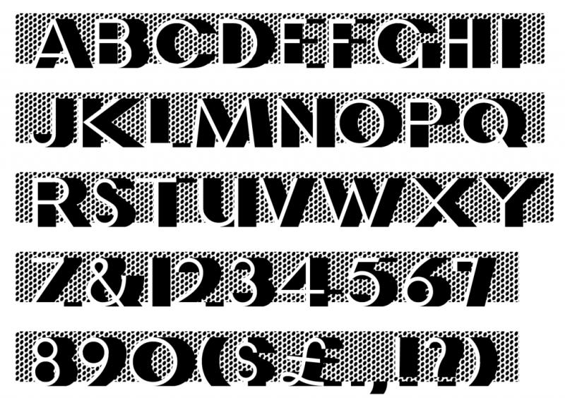 film-jacno-font