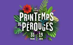 Affiches du Printemps de Pérouges en paper-art