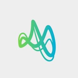 Logo pour un laboratoire de recherche scientifique