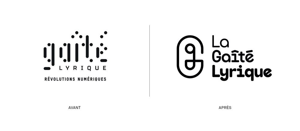 34ba8ba8dea34d New identity for the Gaîté Lyrique