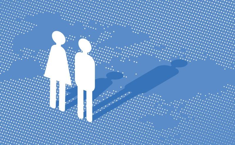 flat-vectorial-illustrations-gender-gap
