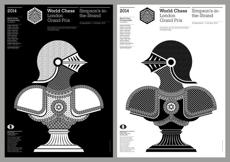 Championnat du Monde d'Échec : une affiche qui nous fait du pied