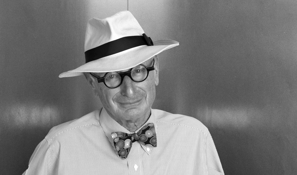 wally olins portrait designer