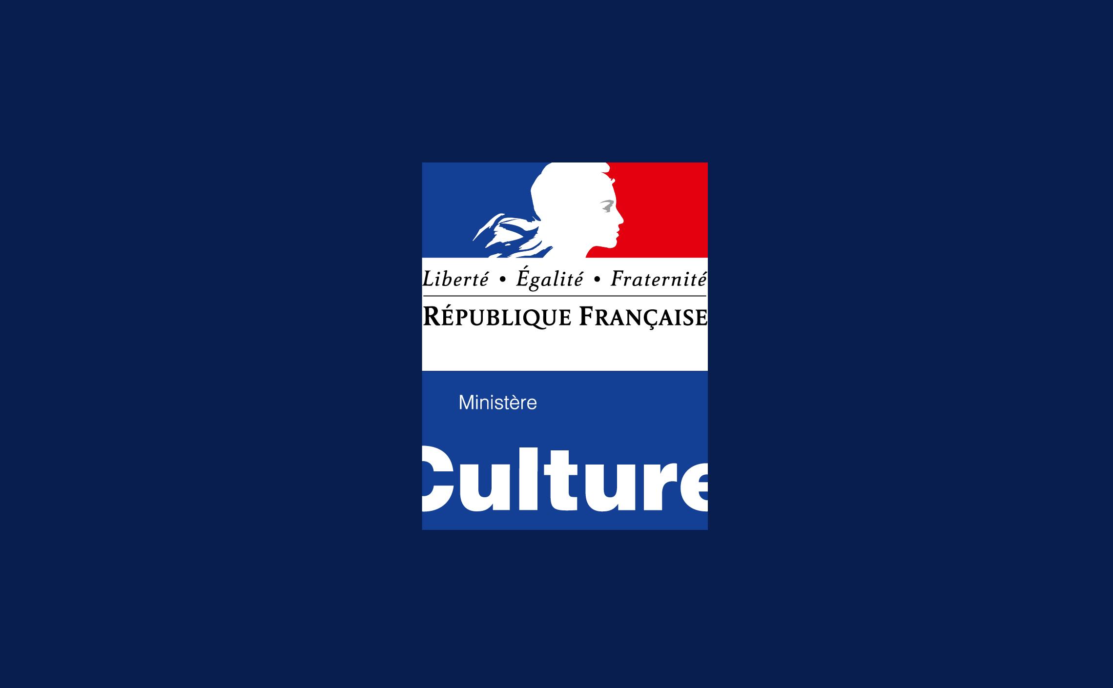 logotype historique du ministère de la culture