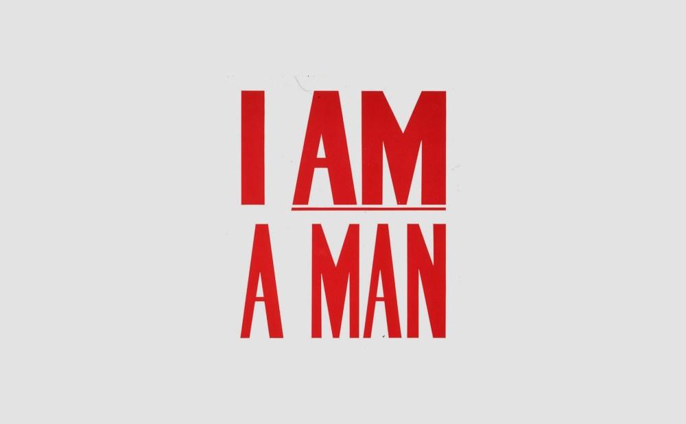 i am a man Memphis