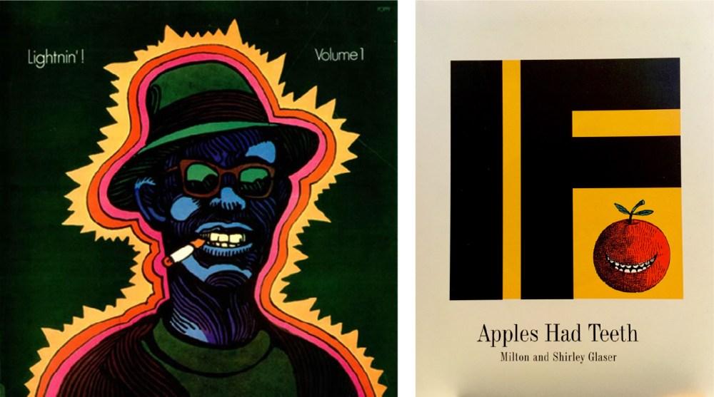 Milton-Glaser-poster-design