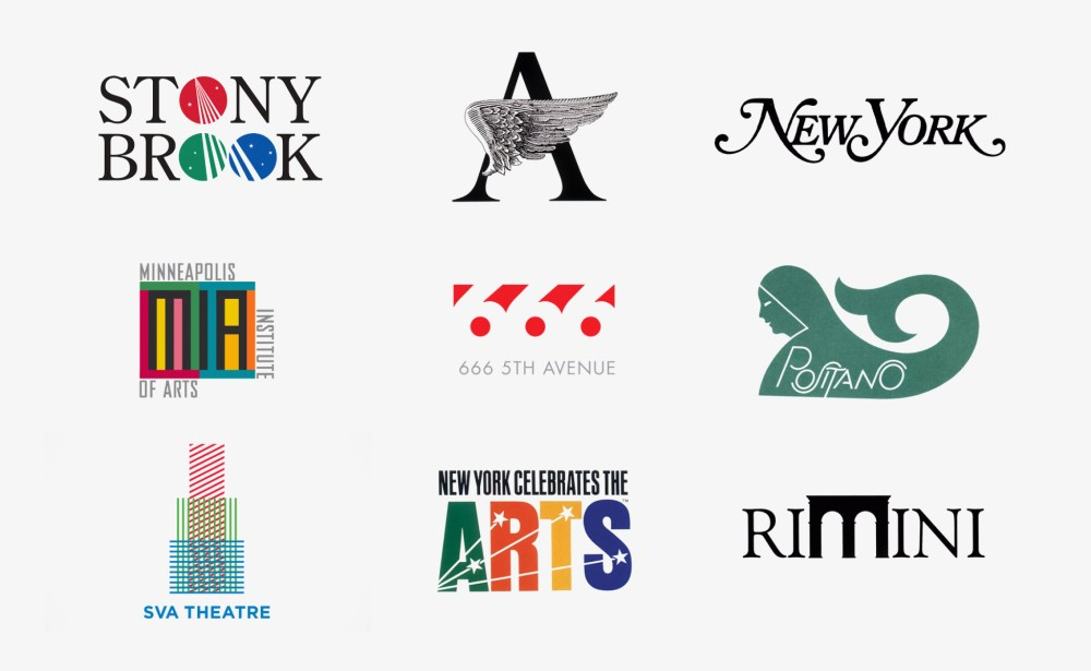 Logo by Milton Glaser