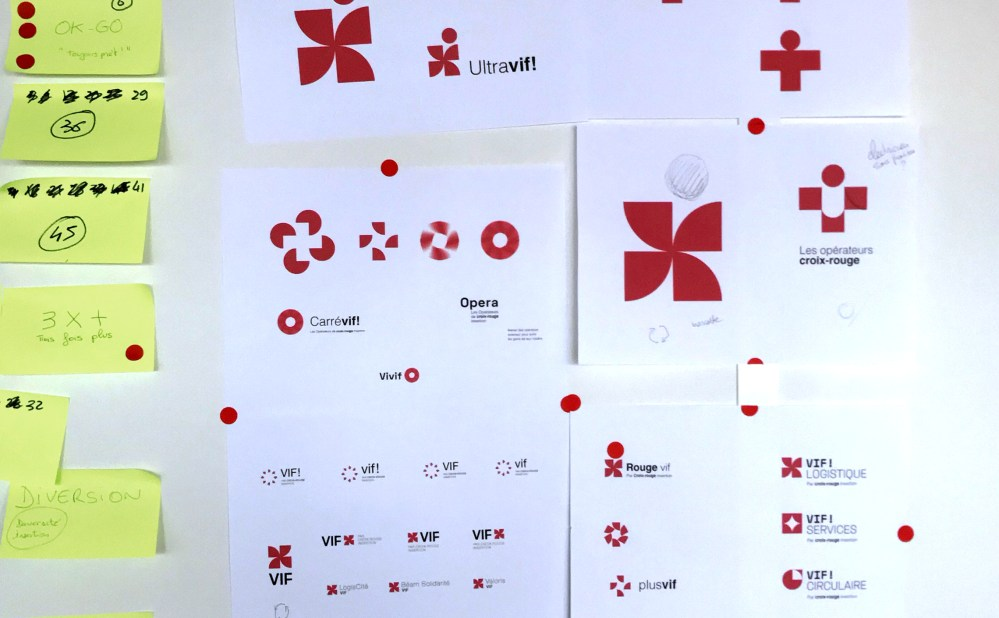 atelier créatif design logo