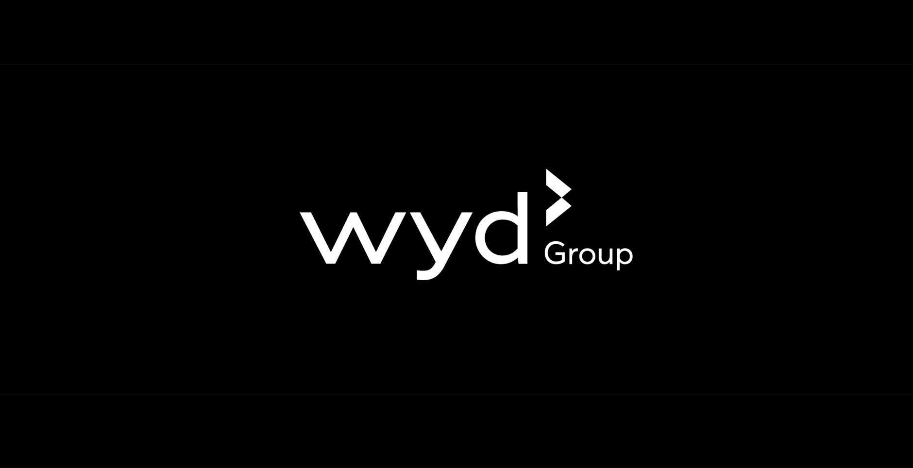 Wyd Group branding logo design